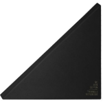 Caderno triangular