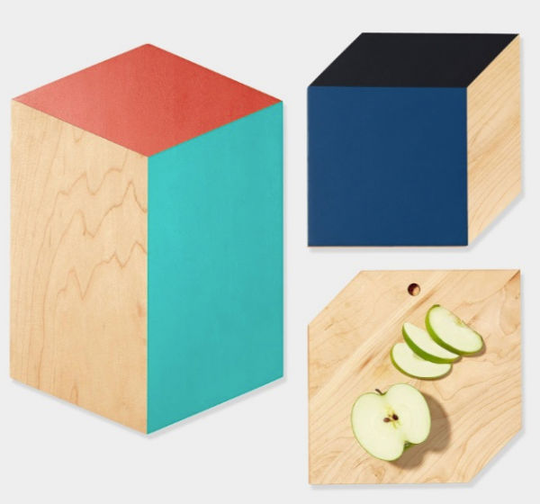 3-D-Shape-Cutting-Boards