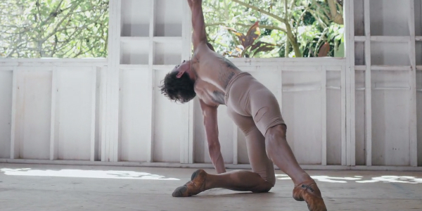 Sergei Polunin dança Take Me To Church
