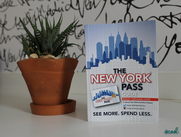 New York Pass book1